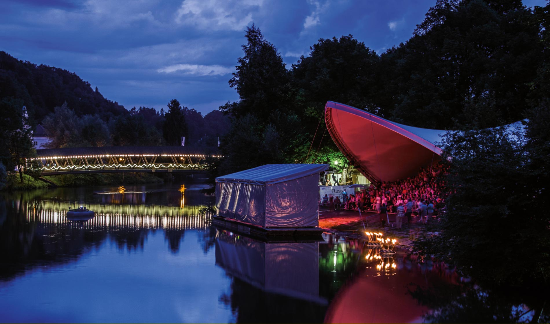 2019 Flussfestival Wolfratshausen