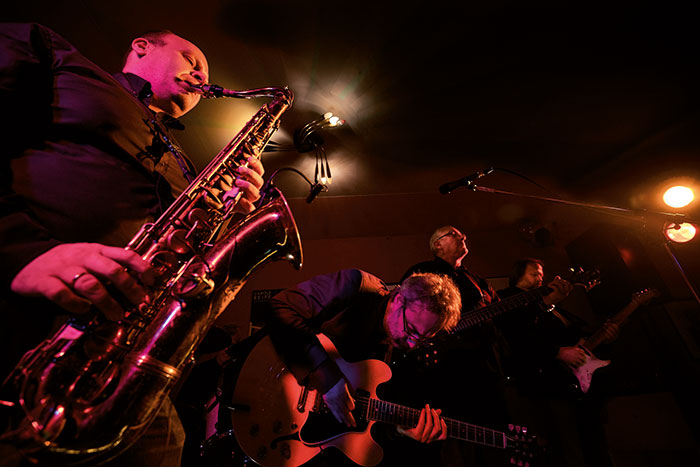 Fluss Festival Wolfratshausen - Jakarta Blues Band