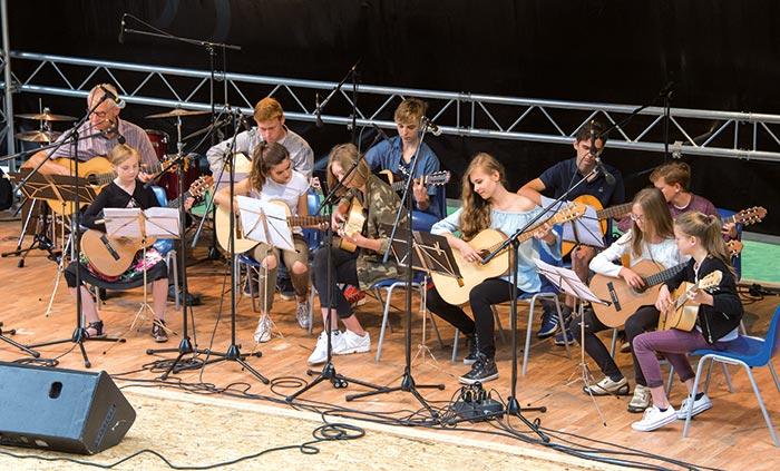 Fluss Festival Wolfratshausen - Musikschule Wolfratshausen