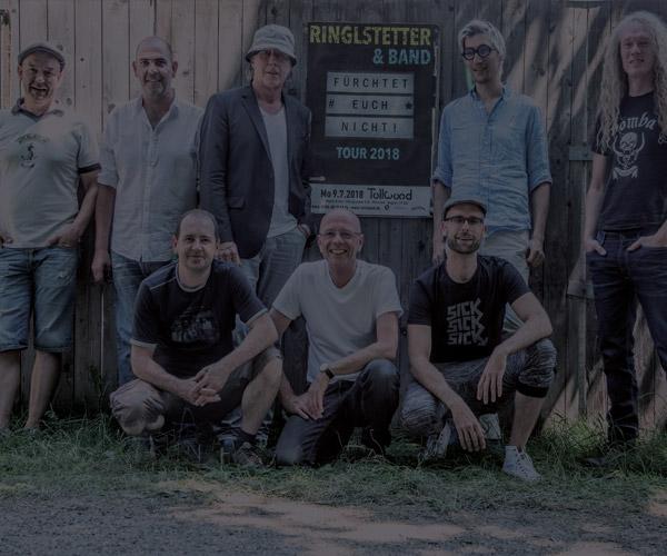 Fluss Festival Wolfratshausen - Ringelstetter Band