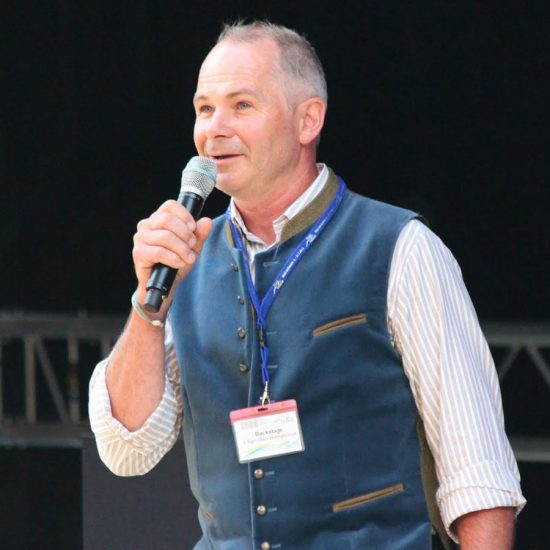 Klaus Heilinglechner 1. Bürgermeister, © Beate Mader